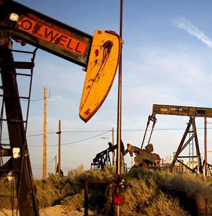 El petróleo de texas cierra en 33,16 dólares