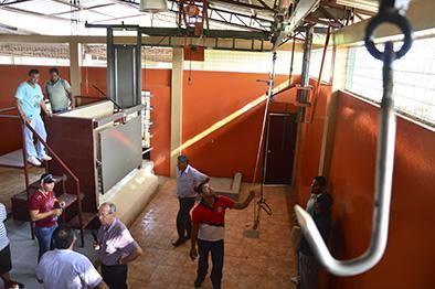 Esta semana abrirán camal de Charapotó