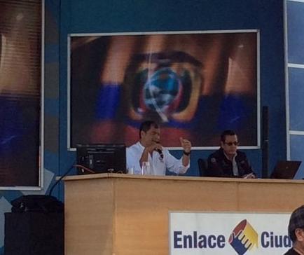 Ecuador alcanzó un acuerdo con Oxy, asegura Correa