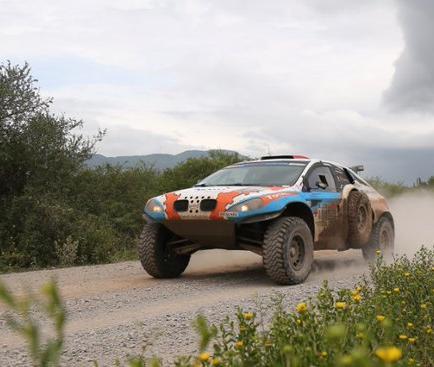 Muere un espectador del Dakar golpeado por un piloto francés