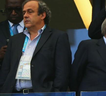 La FIFA informa a Blatter y Platini sobre motivos de sus sanciones