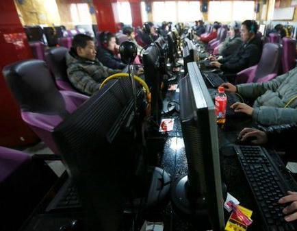 El dominio de país .cn se convierte en el más usado de internet