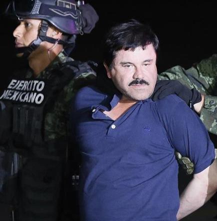 'El Chapo' fue capturado al descubrirse que iba a grabar una película