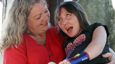 Padres  medican a su hija  discapacitada para que no crezca
