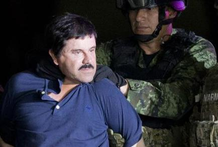 Presidencia mexicana guarda silencio sobre entrevista de Sean Penn ' El Chapo'