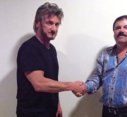 Entrevista de Sean Penn al 'Chapo' ayudó a dar con su paradero