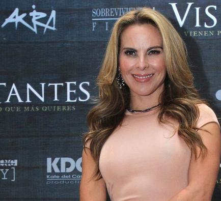 Kate del Castillo le pidió al 'Chapo' ser un héroe