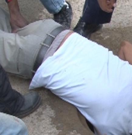 Tres obreros estuvieron a punto de morir tras inhalar gases tóxicos en Santo Domingo
