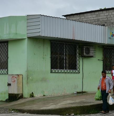Reclaman escasez de agua en la cooperativa Che Guevara