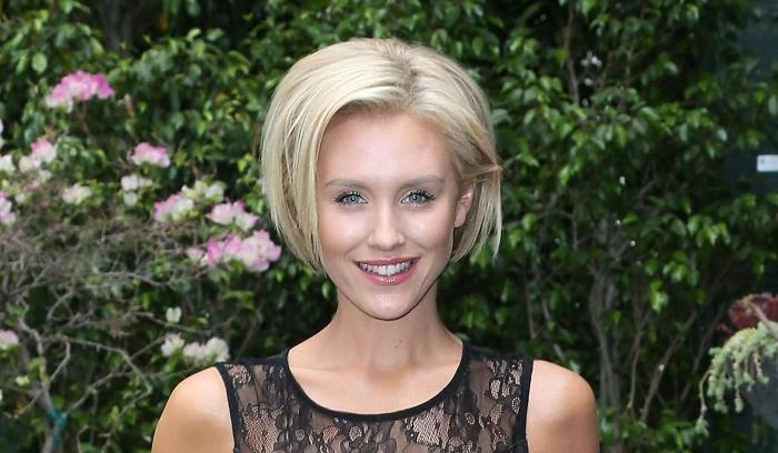 Nicky Whelan, la actriz que enamora con su mirada a todo Hollywood
