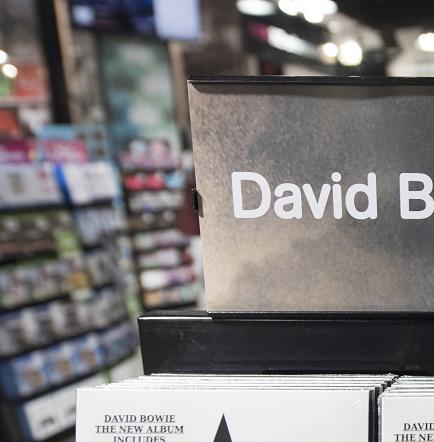 La muerte de Bowie genera más de 4,3 millones de tuits