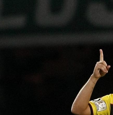 Liga de Quito posterga la presentación de Brahian Alemán