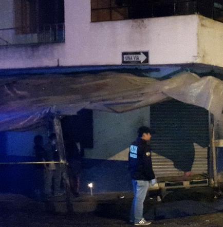Hombre de 33 años es asesinado con unas tijeras