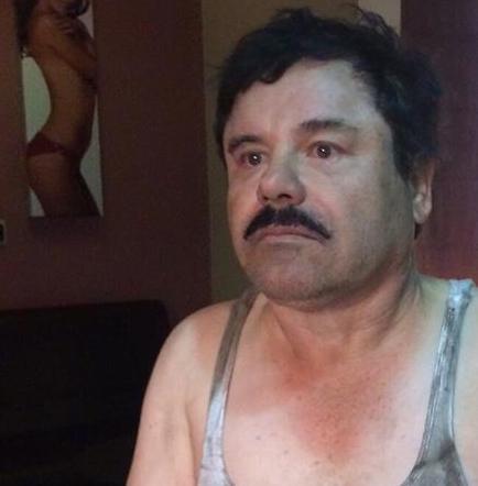 Juez suspende la extradición de 'El Chapo' Guzmán