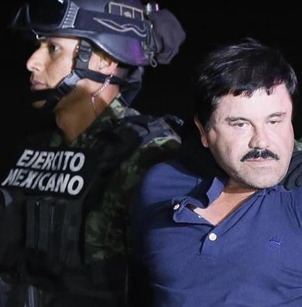 'El Chapo' Guzmán fue atrapado en la vía y no en un motel