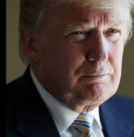 Trump y Clinton siguen liderando encuestas en la carrera presidencial en EE.UU.