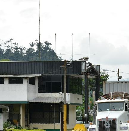 Prefectura de Santo Domingo de los Tsáchilas construirá peaje en la vía Santo Domingo-Alóag