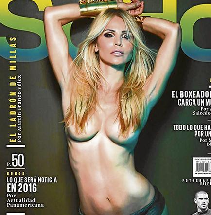 Mujer de Valdés, portada de SoHo