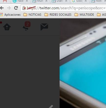 Los vídeos de Periscope ya se reproducen en Twitter