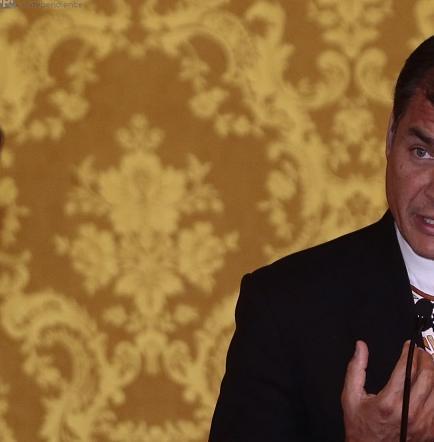 Presidente Correa analizó avances de la Revolución Ciudadana