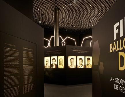 El Museo del Fútbol Mundial se abrirá al público el 28 de febrero