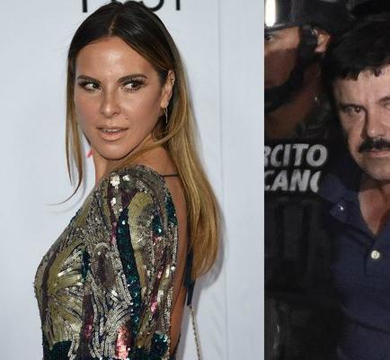 Kate del Castillo revelará detalles de contactos con 'El Chapo'