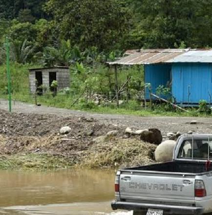 Al menos 20 emergencias se han registrado a causa de las lluvias en Santo Domingo