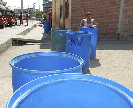 Habitantes del cantón dicen que aún hay escasez de agua potable