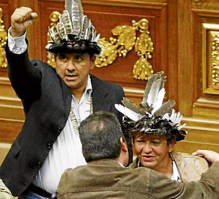 Parlamento separa a  diputados suspendidos por el Supremo