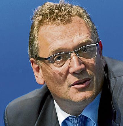 Secretario de la FIFA, destituido