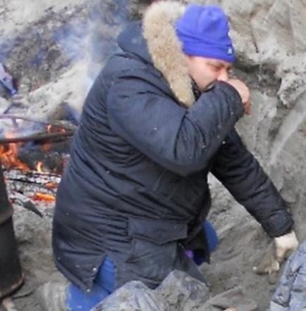 Restos de mamut indican que humanos habitaron el Ártico antes de lo asumido
