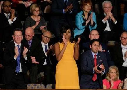 Obama asegura que su esposa no será candidata a la Presidencia
