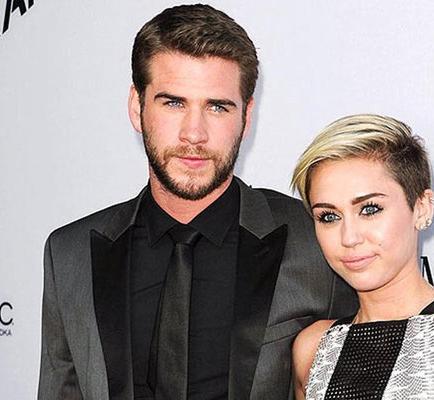Miley Cyrus y Liam Hemsworth ¿otra vez juntos?