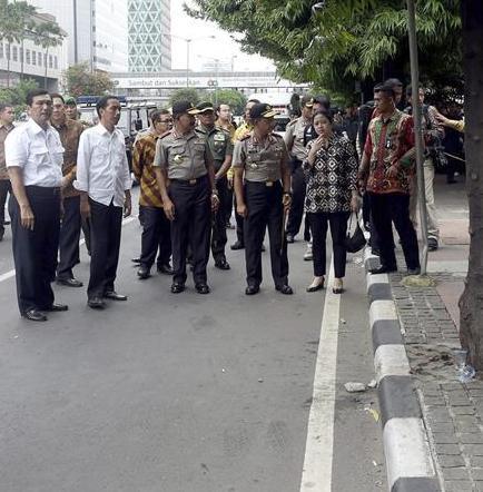 Siete muertos y 20 heridos tras un ataque suicida en Indonesia