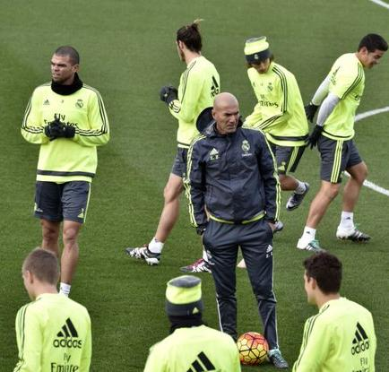 El efecto Zidane se enfrenta al buen estado de Atlético y Barcelona