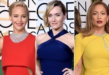 Los mejores looks de los Globos de Oro 2016