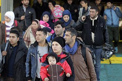 El mundo tiene  244  millones  de migrantes
