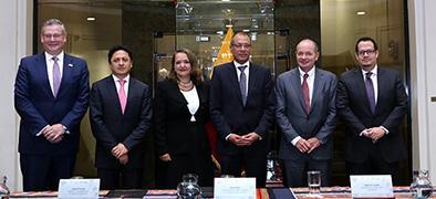 Empresa canadiense invertirá en proyecto aurífero en Zamora
