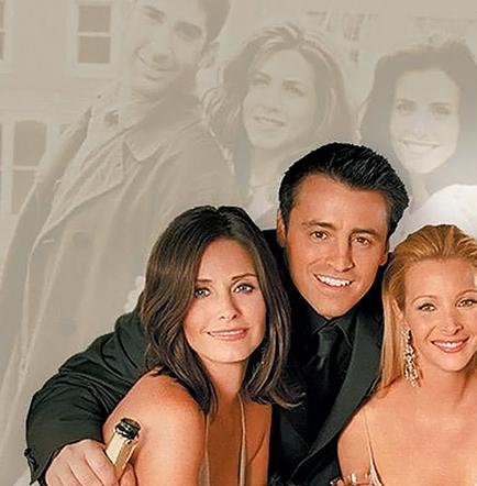 Protagonistas de la  serie 'Friends' preparan su regreso a la TV