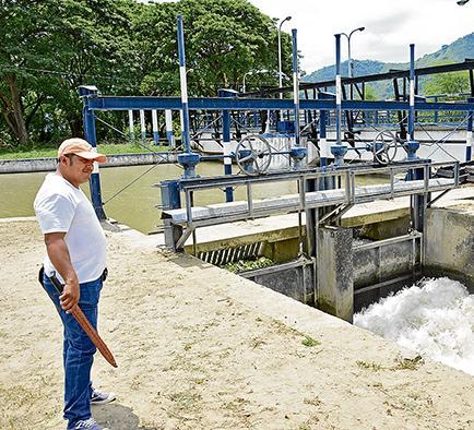 Se aleja el riesgo de desabastecimiento de agua potable