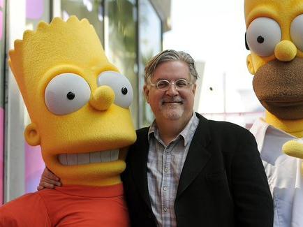 El creador de 'The Simpsons' prepara una serie animada para Netflix