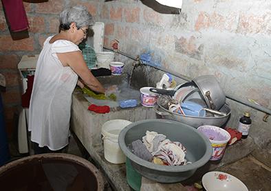 No hubo anunciado desabastecimiento de agua potable