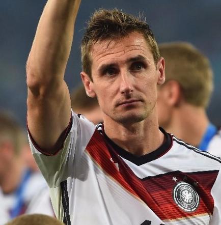 Anuncia su retiro Miroslav Klose, el goleador histórico de los mundiales