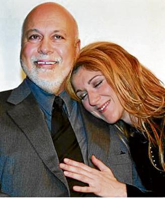 Esposo de  Celine muere a causa de cáncer