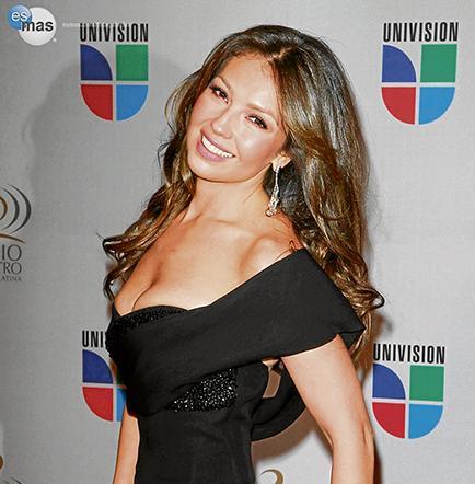 Thalía ha revelado que la fuente de su juventud son los orgasmos