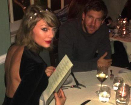Niño interrumpe la cita de Taylor Swift y Calvin Harris