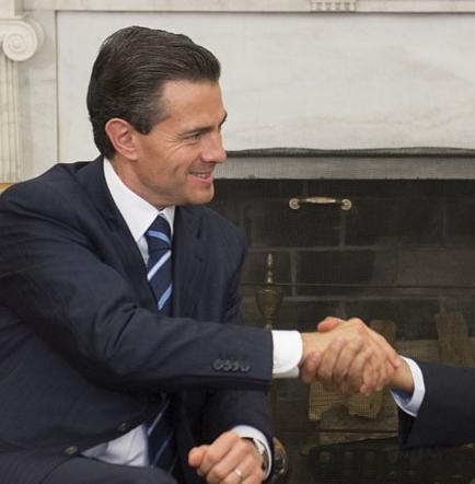 Obama felicita a Peña Nieto por la captura del 'Chapo' Guzmán