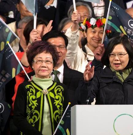 Taiwán elige a su primera mujer presidenta, un cambio histórico sin miedo a China