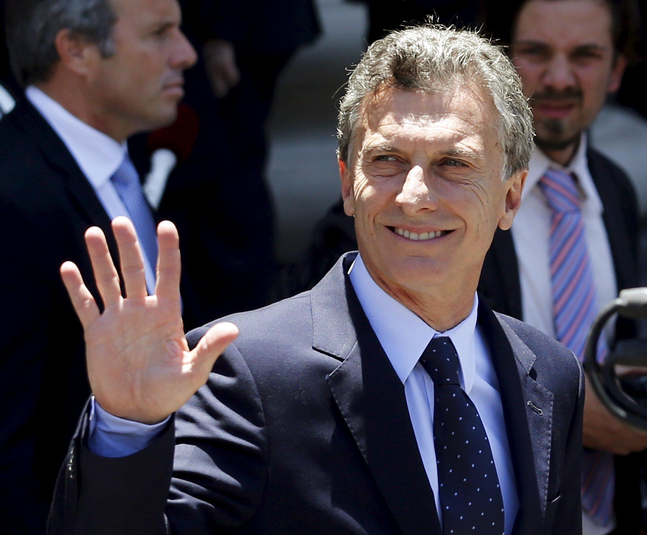 Mauricio macri donar su sueldo de presidente a un comedor - Sueldo monitora de comedor ...