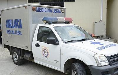 Un hombre muere en la vía Tosagua - Rocafuerte